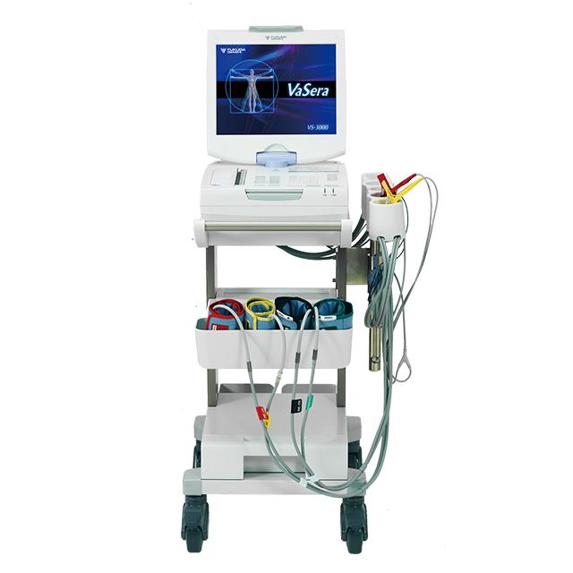 高性能心電図装置